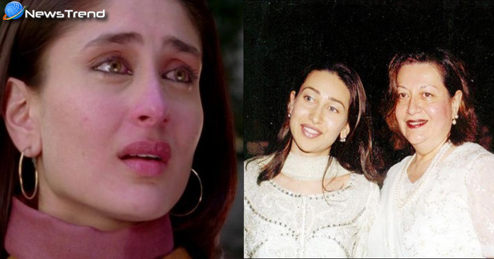 इस वजह से पूरी-पूरी रात रोती रहती थी करिश्मा और मां बबीता, करीना ने किया चौंकाने वाला खुलासा