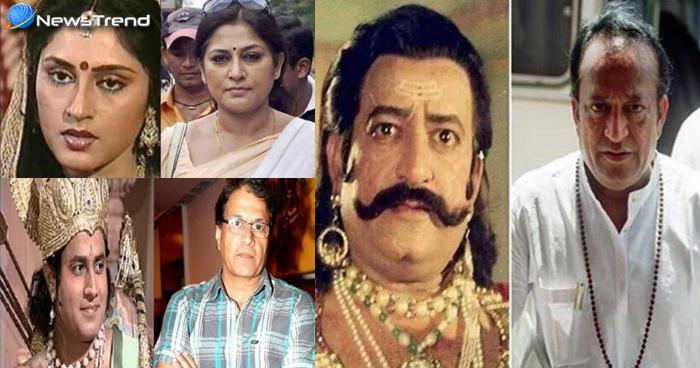 आज देश के बड़े नेता बन चुके हैं महाभारत-रामायण के ये कलाकार, कभी थे अटल-आडवाणी जी के बेहद करीबी