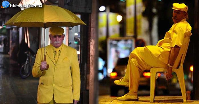 35 सालो से सिर्फ पीला रंग ही पहन रहा है ये शख्स, वजह जानकर आपकी आंखो में भी आ जाएंगे आसू
