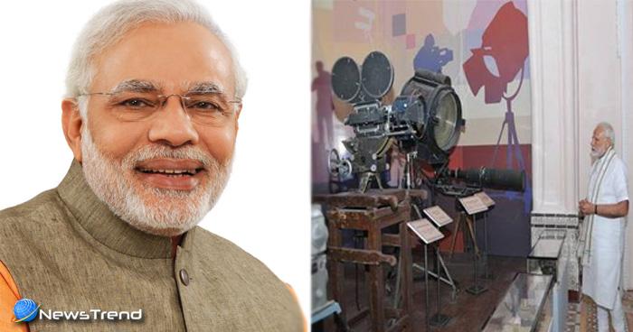 नरेंद्र मोदी: भारत भी सिनेमा की तरह बदल रहा है,अगर करोड़ों समस्याएं हैं तो करोड़ों समाधान भी है