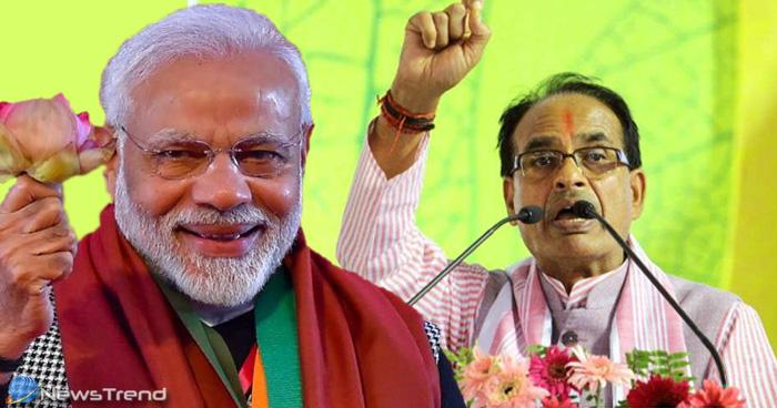 """कोई नेता नहीं जो PM मोदी का मुकाबला कर सके, विपक्षी एकता """"बिना दूल्हे की बारात है""""- शिवराज सिंह"""