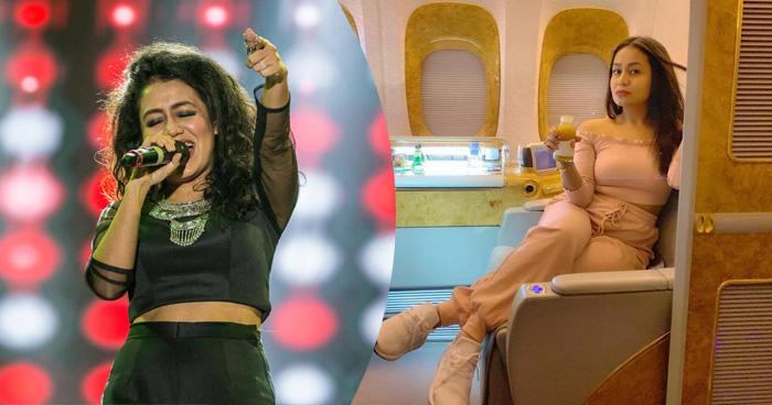 बिंदास गाने वाली नेहा कक्कड़ हैं इतने करोड़ की मालकिन, एक गाने के लेती हैं लाखों रुपये