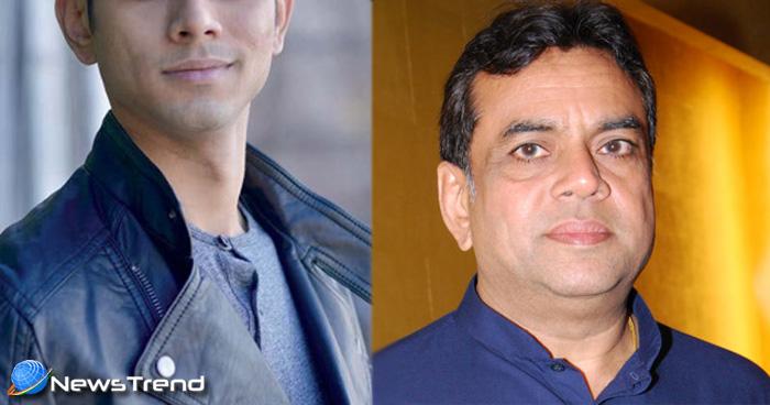 """परेश रावल के बेटे करने जा रहे हैं """"बामफाड़"""" से बॉलीवुड में डेब्यू, क्या दे पाएंगे पिता की एक्टिंग को मात?"""