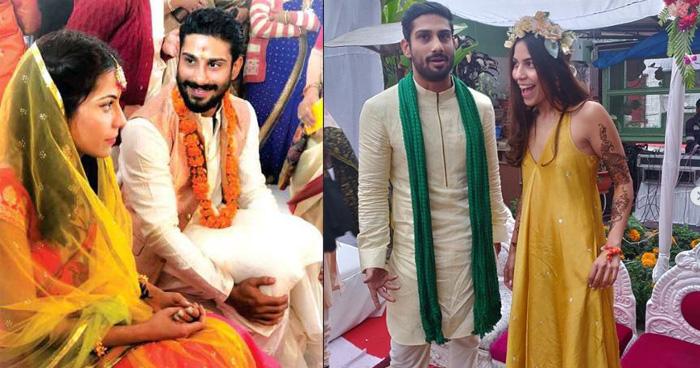साल 2019 में हुई प्रतीक बब्बर की शादी, देखें शादी की सभी इनसाइड तस्वीरें