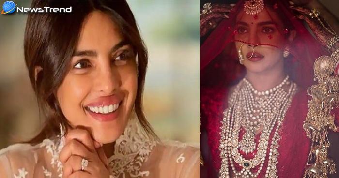 शादी के एक महीने बाद प्रियंका की ऐसी तस्वीर आई सामने, देखकर आपको भी नहीं होगा यकीन