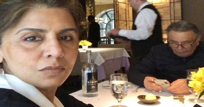 शादी के 38 साल बाद ऐसी हो गई है नीतू कपूर की जिंदगी, सेल्फी शेयर कर बयां किया दुख