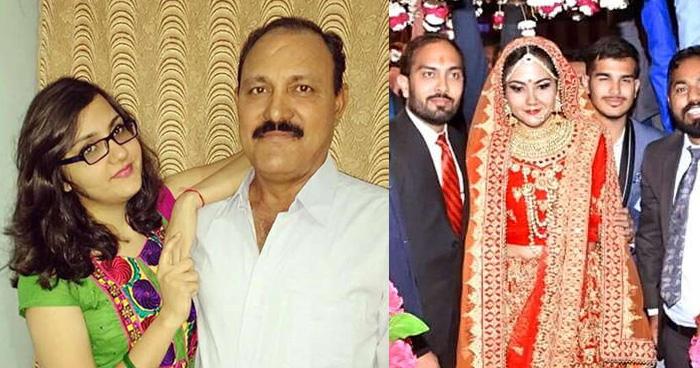 बीमार पिता के हाथों विदा होना चाहती थी बेटी, शादी के दिन हो गयी अनहोनी, रिसेप्शन भी हुआ लेकिन