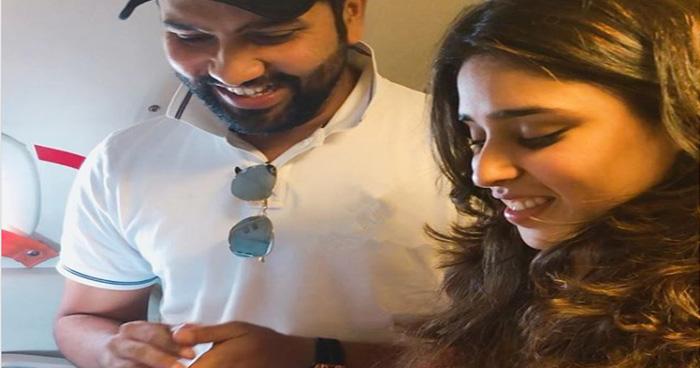 रोहित शर्मा के घर आईं खुशियां, पत्नी रितिका ने दिया बेटी को जन्म, दूसरे खिलाड़ियों ने उड़ाया मजाक
