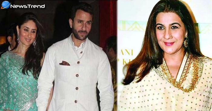 सैफ अली खान का बड़ा खुलासा 'करीना से शादी करने के लिए ली थी अमृता से मंजूरी'