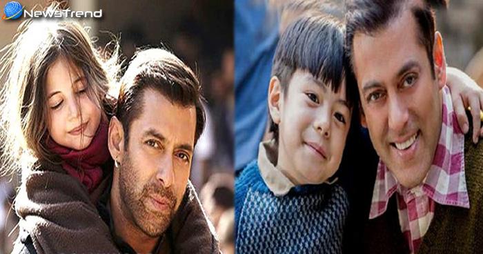 सलमान खान के साथ फिल्मों में काम कर चुके ये 4 बच्चों के आज है लाखों फैंस