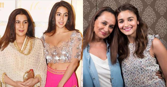 ये हैं बॉलीवुड की टॉप 5 मां बेटी की जोड़ियां, एक फ्लॉप तो दूसरी सुपरहिट