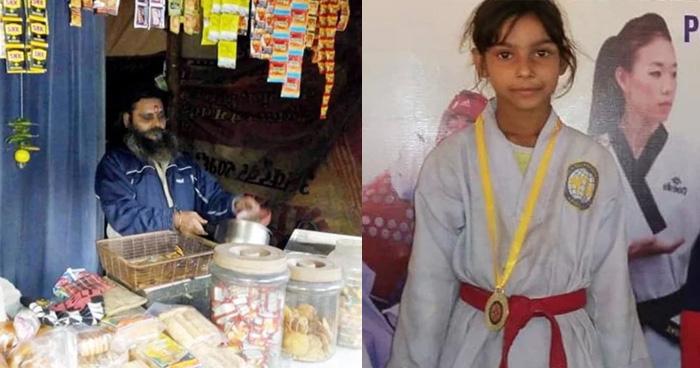 कानपुर के चाय वाले की बेटी को मिला नेशनल ताइक्वांडो खेलने का मौका, दिल को छू जाएगी इसकी कहानी