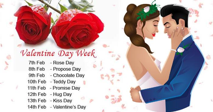 Valentines Day 2019: प्यार के एग्जाम में होना चाहते हैं पास, तो जान लें किस दिन है कौन सा पेपर?