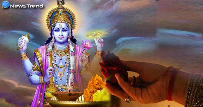 भगवान विष्णु की पूजा अर्चना करते समय रखें इन 4 बातों का ध्यान, सुधर जायेगी किस्मत