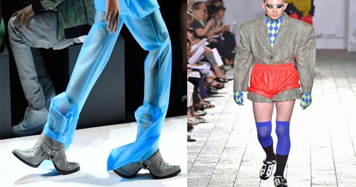 फैशन के ये नमूने आपने आज से पहले कहीं नहीं देखे होंगे, देख लेंगे तो हंस-हंसकर हो जाएगा बुरा हाल