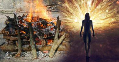 क्या आपको पता हैं कि आग में नहीं जलता है शरीर का ये हिस्सा