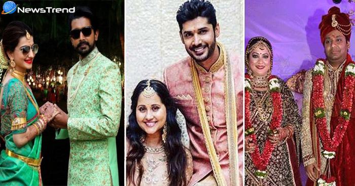 Photo of पिछले 4 दिनों में इन टीवी सितारों ने की शादी, किसी को मिला पायलट तो किसी को सिंगर आया पसंद