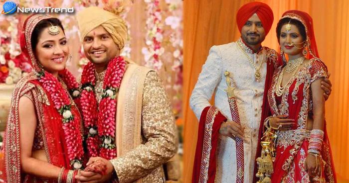 Photo of इन क्रिकेटरों की प्रेम कहानी है सब से अलग किसी ने 2 बच्चों की माँ से शादी की तो किसी ने भाग कर