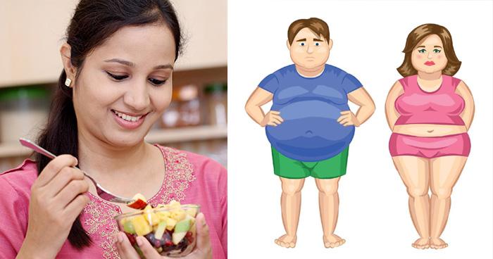 खाने पर है जबरदस्त कंट्रोल फिर भी नहीं घट रहा वजन , ये 5 कारण हो सकते हैं जिम्मेदार
