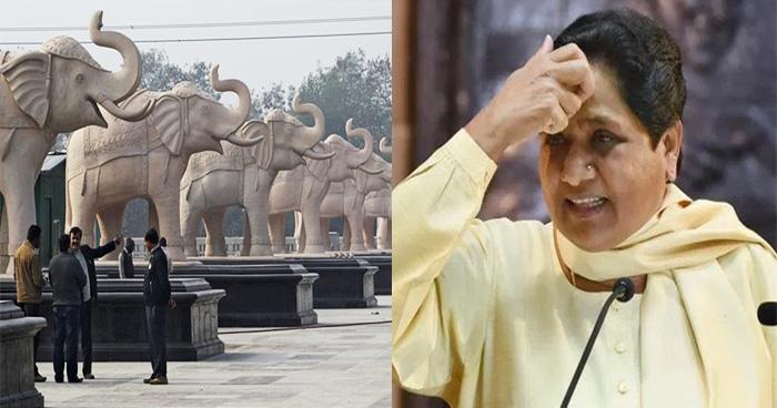 मायवती को सुप्रीम कोर्ट से मिला करारा झटका, अब चुकाने होंगे मूर्तियों पर खर्च किए गए जनता के पैसे