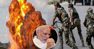 पुलवामा हमले के बाद अब LOC से सटे राजौरी सेक्टर में हुआ बम धमाका, आर्मी का एक मेजर शहीद