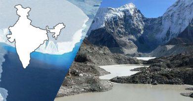 भारत के लिए चिंता की बात, वर्ष 2100 तक समाप्त हो सकते हैं पूर्वोत्तर के ग्लेशियर