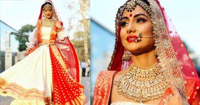 बंगाली दुल्हन बनकर हिना खान ने सोशल मीडिया पर ढाया कहर, खूबसूरती की तारीफ करते नहीं थक रहे फैंस