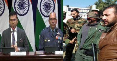 भारत सरकार का बयान 'जवाबी कार्रवाई में लापता हुआ पायलट', पाकिस्तान बोला- हमारी कस्टडी में है