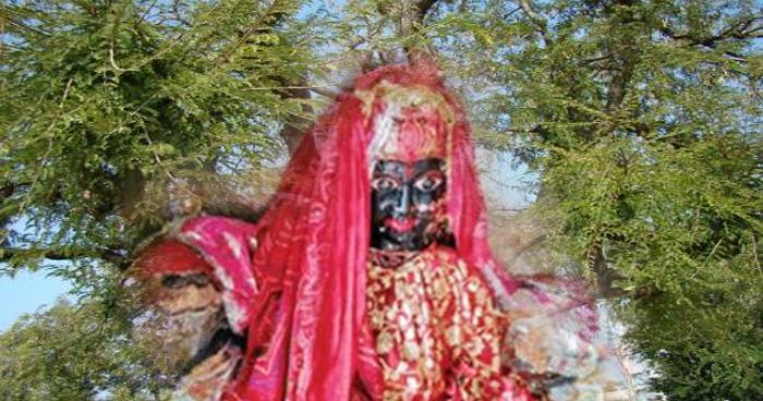 इमली के पेड़ के नीचे काफी सालों से विराजीं हैं मां हनुमंता, करती हैं अपने भक्तों की हर मनोकामना पूरी