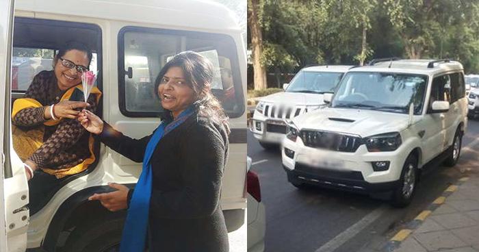 Photo of एक सब-इंस्पेक्टर ने फर्ज लिए रोकी डिप्टी कलेक्टर की कार, कहा – 'मैडम आप तो ऐसा ना करें'