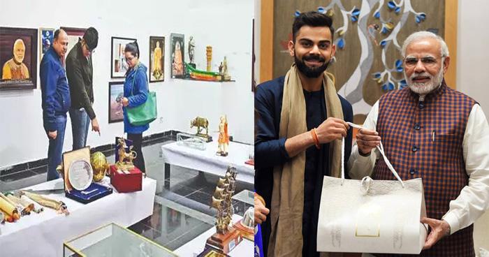 Photo of मोदी के उपहारों की लगी थी बोली, 4 हजार की मूर्ति को 13 लाख में खरीदा, जानिए कितने में क्या बिका