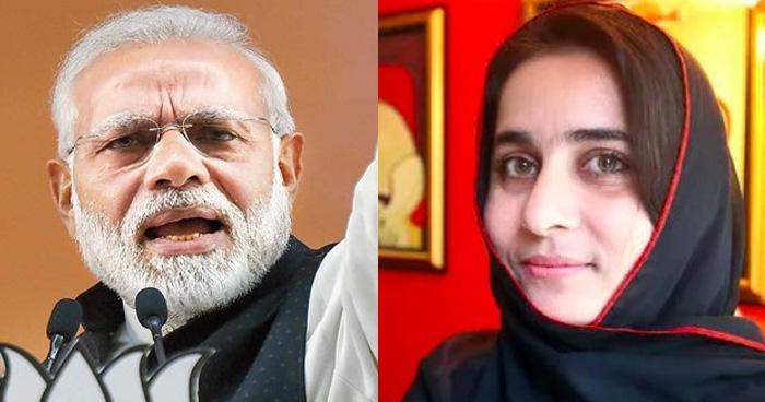 पुलवामा हमला: पाक की ये महिला बोली 'मोदीजी हमारे मुल्क पर हमला करो, पाकिस्तान की जनता आपके साथ'