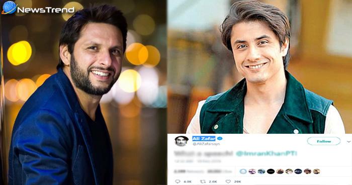 Photo of भारतीय कलाकारों को पाकिस्तानी कलाकारों से सीखनी चाहिए ये बात, हमेशा देते हैं अपने देश का साथ