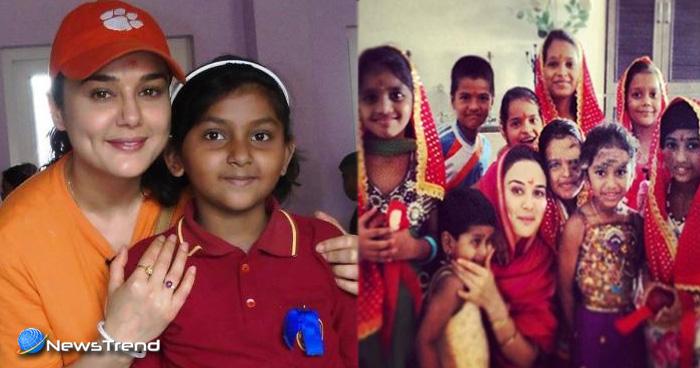 Photo of एक नहीं बल्कि 34 बेटियों को गोद लेने वाली प्रीटी जिंटा की सामने आई सच्चाई, जानिए कहाँ है अब ये बच्चियां