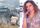 पुलवामा हमले पर झांसी की रानी की तरह दहाड़ी कंगना, बोलीं 'पाकिस्तान को अब तबाह कर देना चाहिए'