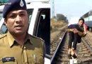रेलवे ट्रैक पर तड़प रहा था घायल यात्री, सिपाही ने कंधे पर उठाया और फिर लगा दी दौड़