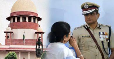 ममता को लगा सुप्रीम झटका, अब कोलकोता मैं नहीं शिलॉन्ग में राजीव कुमार से पूछताछ करेगी CBI