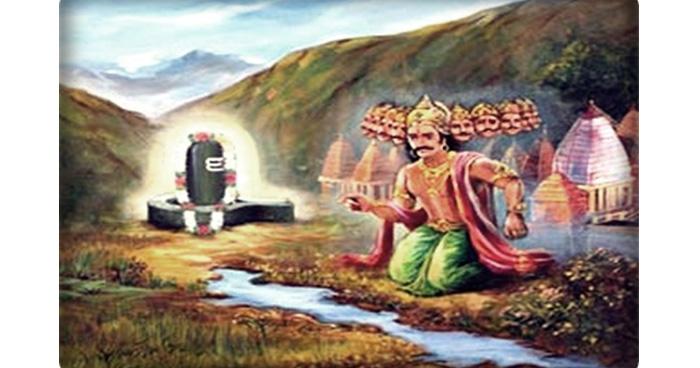 नंदी का दिया गया श्राप बना था रावण के सर्वनाश की वजह