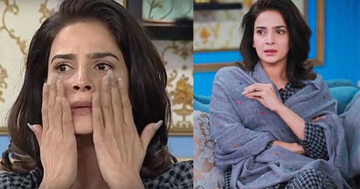 पाकिस्तानी ऐक्ट्रेस सबा कमर का वीडियो वायरल, रोते हुए कहा कि कहां स्टैंड करते हैं हम पाकिस्तानी