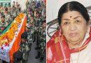 पुलवामा: शहीदों के परिवार की मदद के लिए आगे आयीं स्वर कोकिला, डोनेट करेंगी इतने करोड़ रुपये