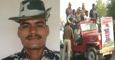 पुलवामा हमला: पहली बार ड्यूटी के लिए बाहर जा रहे थे रोहिताश लांबा, अब कभी लौटकर नहीं आएंगे