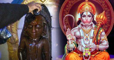 जानिए क्यों शनिदेव को तेल चढ़ाया जाता है और इनके साथ की जाती है हनुमान की पूजा