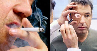 अगर आप भी पीते हैं एक दिन में 20 से ज्यादा सिगरेट तो आज ही छोड़ दीजिए, वरना हो सकते हैं अंधे !