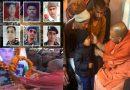 शहीद जवानों के घर पहुंचे योगी आदित्यनाथ, शाहिद के परिवारों को सरकार देगी ये ख़ास तोहफा