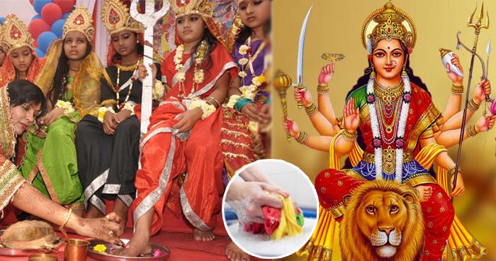 Photo of चैत्र नवरात्रीः कन्या भोजन के बाद भूलकर भी ना करें ये काम, मां दुर्गा हो जाएंगी क्रोधित