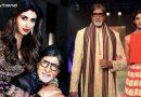 तो इस वजह से अमिताभ की बेटी श्वेता नंदा बच्चन ने कभी नहीं किया फिल्मों में काम