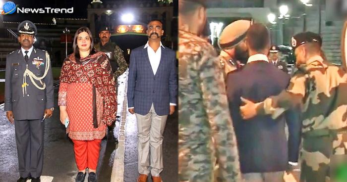 Photo of भारत वापस लौटते ही मेजर अभिनंदन ने अपने अफसरों से बोली ये बात, सुनकर नहीं रोक पाएंगे आप अपने आंसू