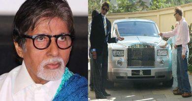 अमिताभ बच्चन ने बेच दी 3.5 करोड़ की कार रॉल्स रॉयस, 12 साल पहले इस निर्देशक ने की थी गिफ्ट