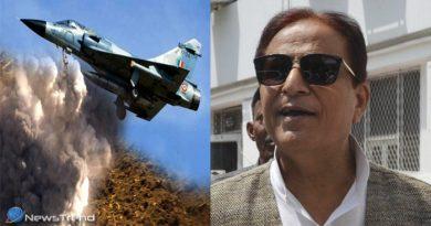 Air Strike पर आजम खान का बड़ा दावा, बोलें 'मारे गए 400 आतंकी में से किसी का जनाजा नहीं दिखा'