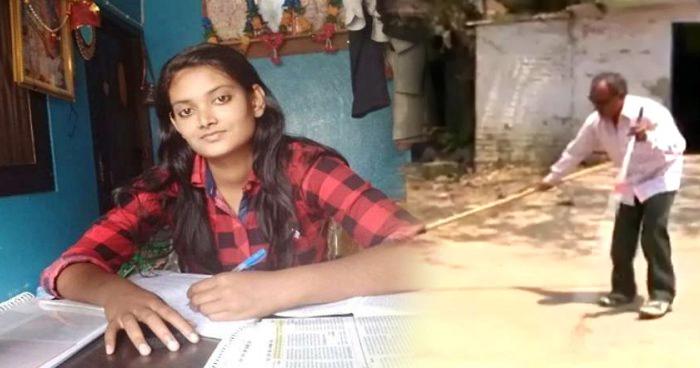 Photo of कभी गरीबी से मजबूर थी और अब ये लड़की बन गई है दरोगा, पिता लगाते हैं रेलवे स्टेशन पर झाड़ू